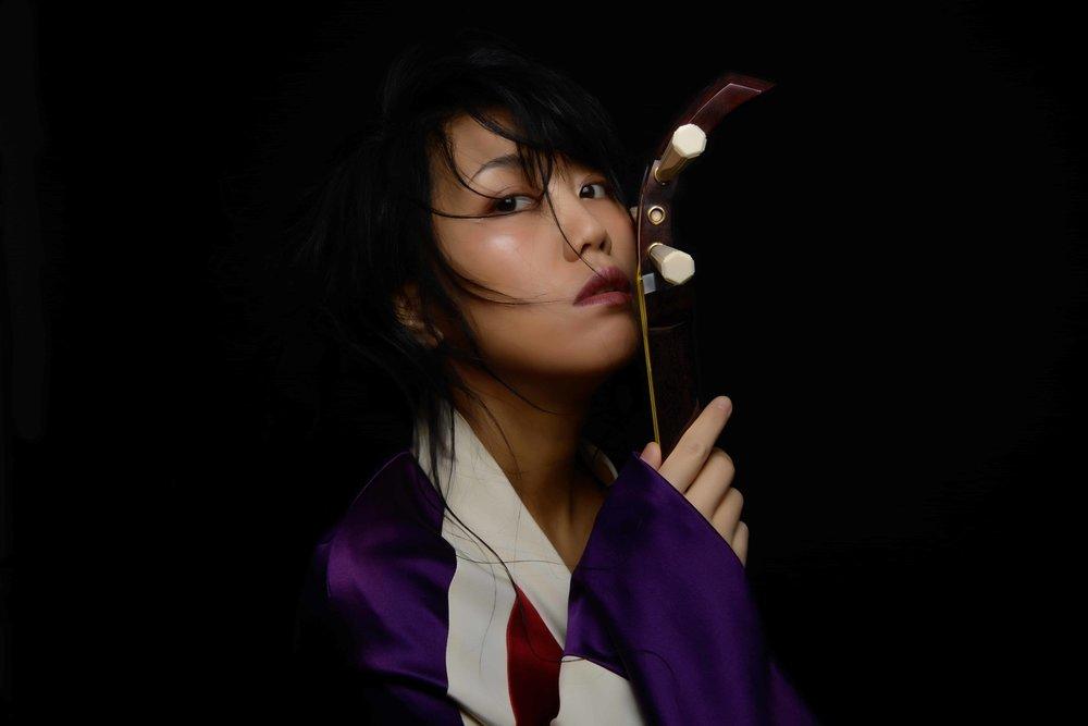 Sumie Kaneko - koto, shamisen, vocal artist