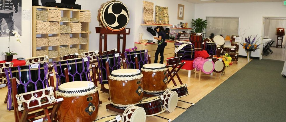 Asano Taiko US in Torrance, California
