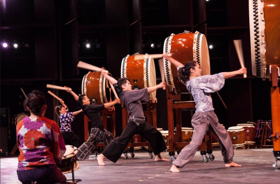 UnitOne at 2015 North American Taiko Conference