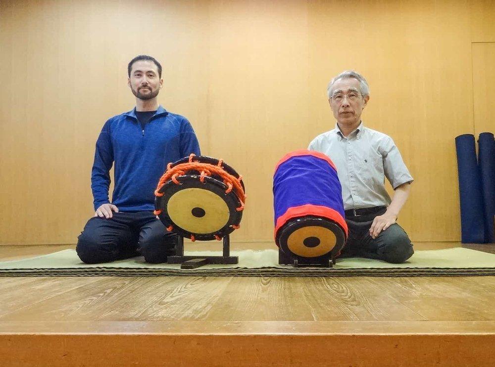 Edo Bayashi intensive with Suzuki sensei in Tokyo, June 2018