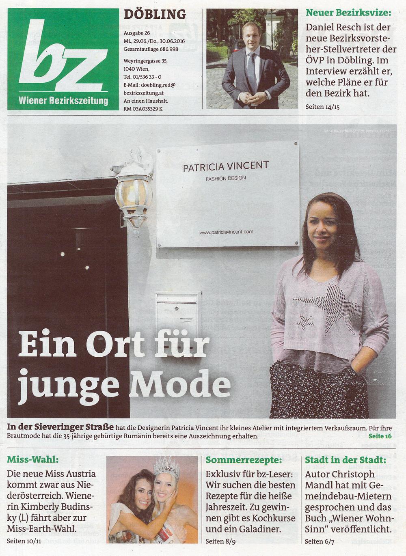 Wiener Bezirkszeitung Döbling Nr 26, 29.06.2016-1.jpg