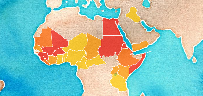 Interactive map of female genital mutilation rates globally ...