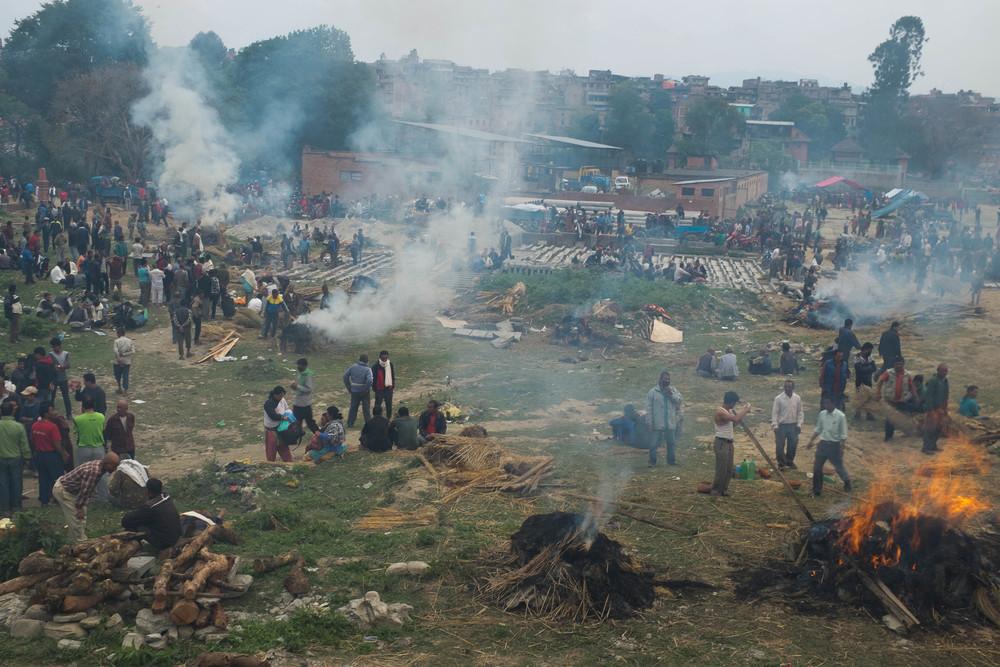 cremation-Nepal