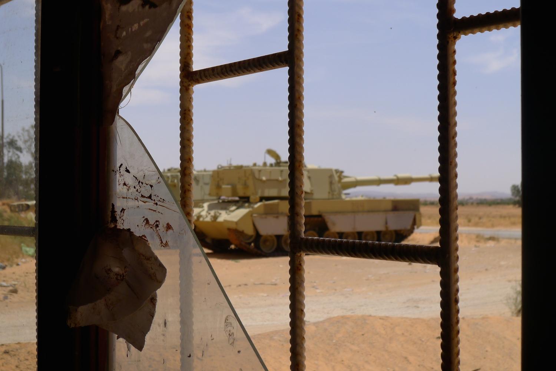 Photoreportage: Les déplacés oubliés de Libye