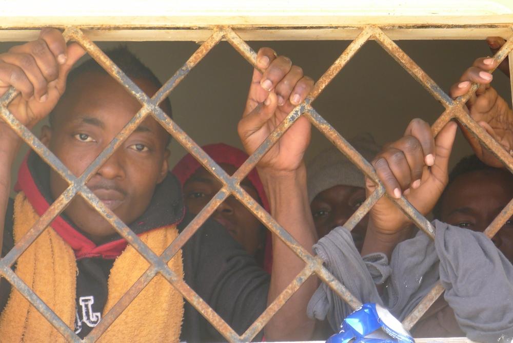 Quatre mois au centre de rétention ont brisé les rêves de Charles d'une vie meilleure en Europe