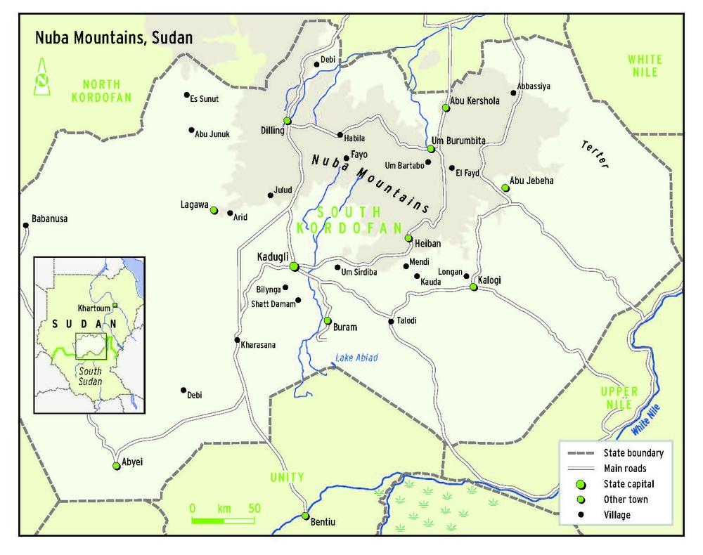 (مشروع مسح الأسلحة الصغيرة، الخريطة من إعداد مابغرافيكس MAPgrafix)