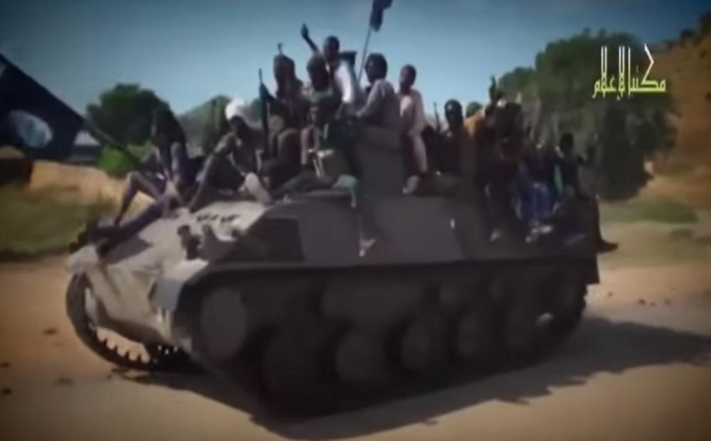 Boko Haram en marche (YouTube, SaharaTV)