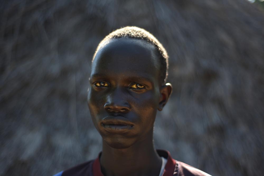 Joseph Magong, étudiant   « On passait toute la journée à se cacher dans les roseaux. Ceux qui échappaient aux balles avaient de la chance. »