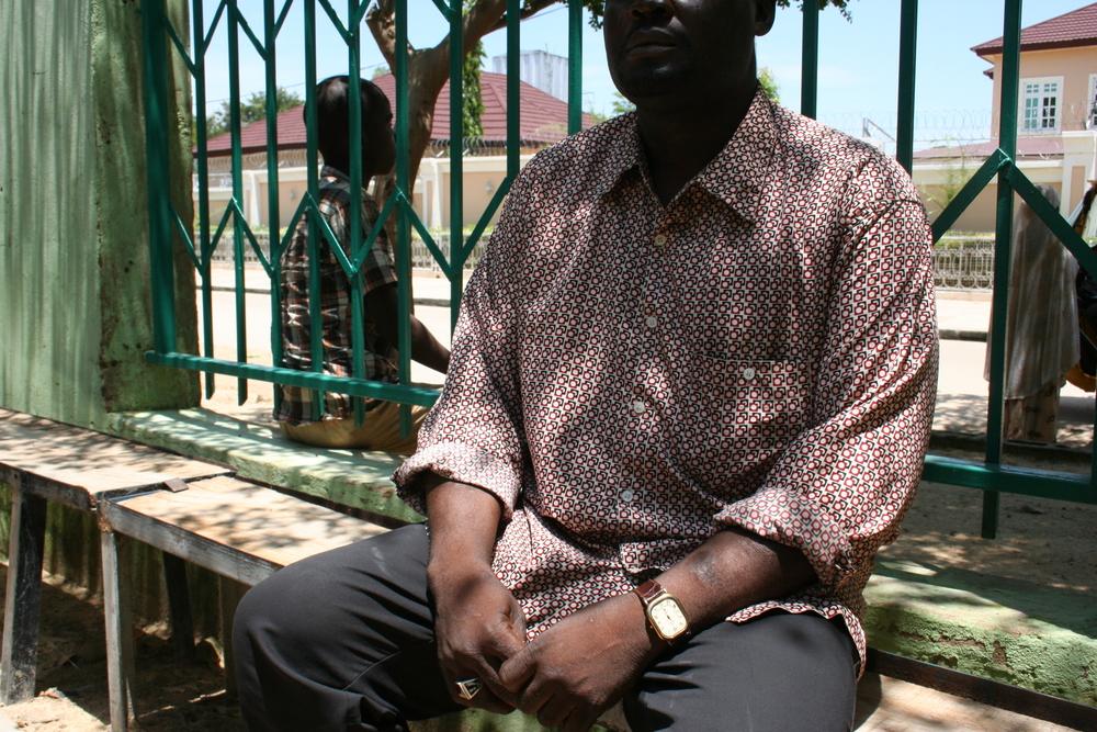 Mohammed Garima* (Obi Anyadike/IRIN)