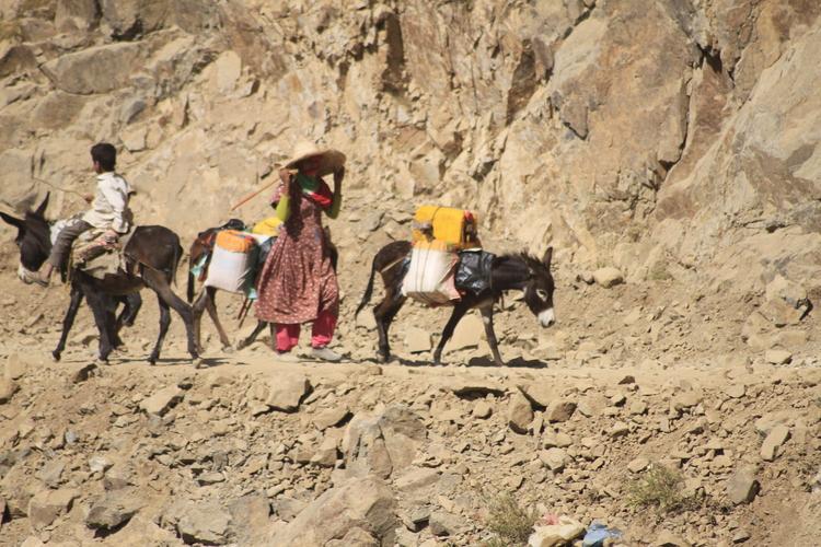 Les habitants de Taëz ont reçu une aide qu'ils estiment insuffisante