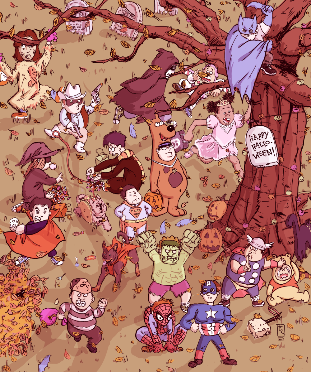 Halloween, 2002