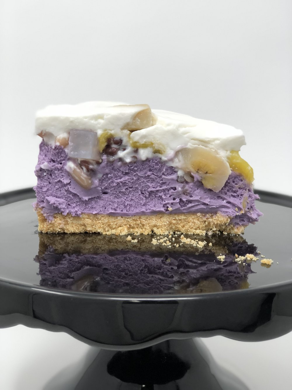 HALO HALO CHEESECAKE -