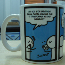 TAZZA DI SCOTTECS COMICS!