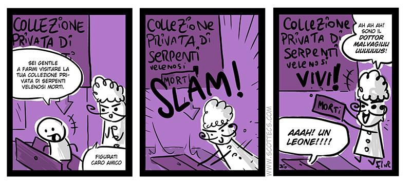 Scottecs Comics - Il Ritorno del Dottor Malvagius  http://bit.ly/u3ULQ8