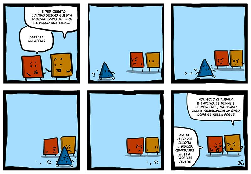 Scottecs Comics - Il Paese degli Ortodossi Geometrici  http://bit.ly/rRzdSt