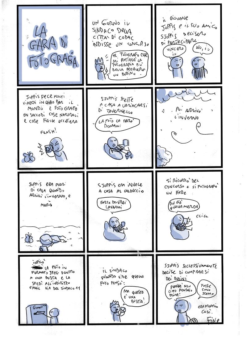 Scottecs Comics - FSSICPDFDM – La Gara di Fotografia http://bit.ly/xSTxLP