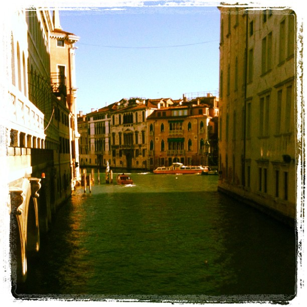 #venice  (Taken with  instagram )