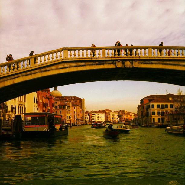 Venezia un poco mi mancherà