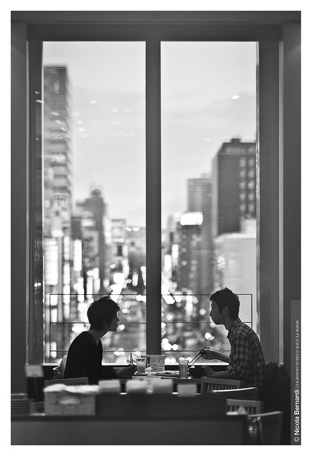 nicolabernardi :      No Number | Dinner for Two  on Flickr.