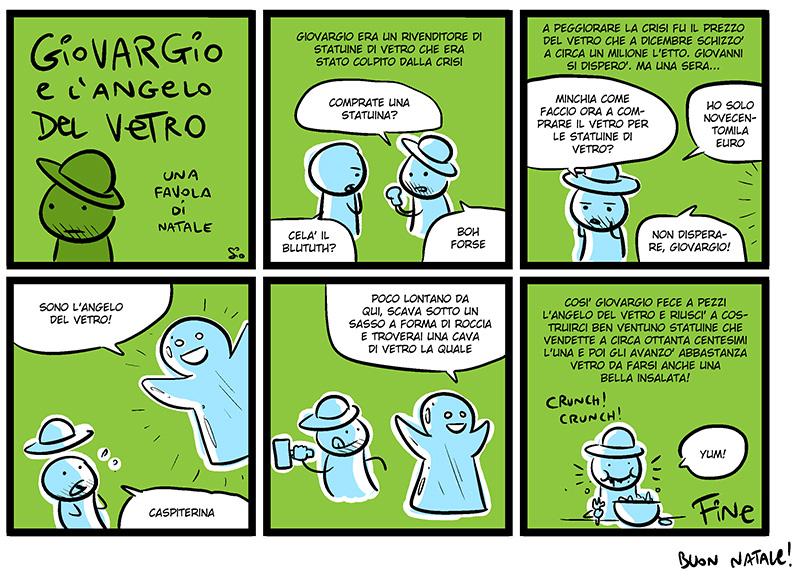 Giovargio e l'angelo del vetro  http://bit.ly/LqkX3p