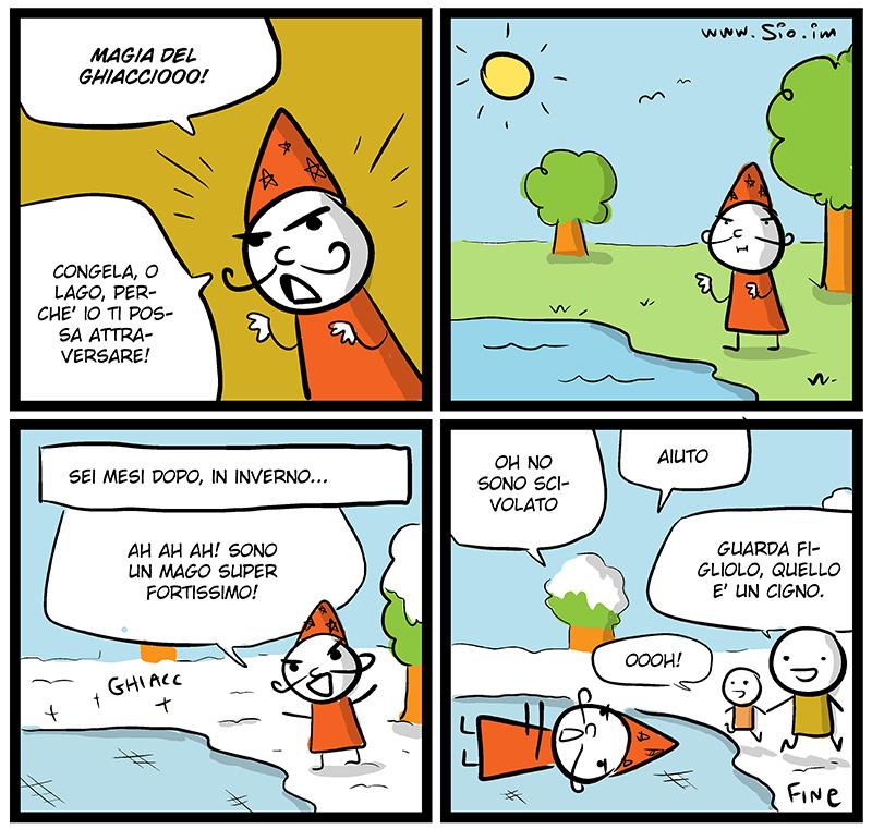 Da grande voglio diventare Ice King di Adventure Time, dal mio blog di Shockdom http://ift.tt/1aUXw8v