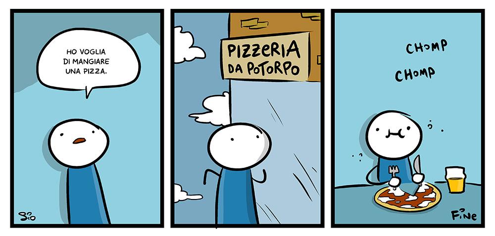125 – Che voglia di pizza, dal mio blog di Shockdom  http://ift.tt/1CtaJaT