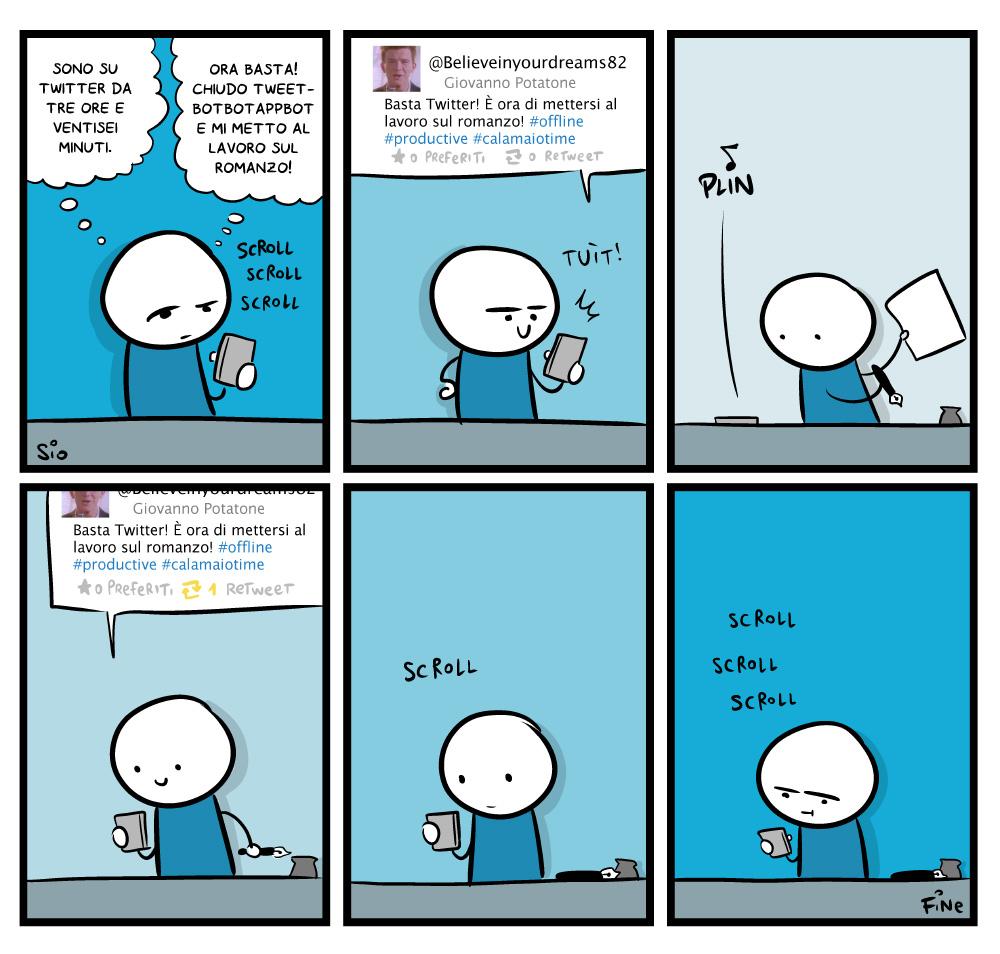 Tweetbookmblr 2.0, dal mio blog di Shockdom  http://ift.tt/1lOZiUq