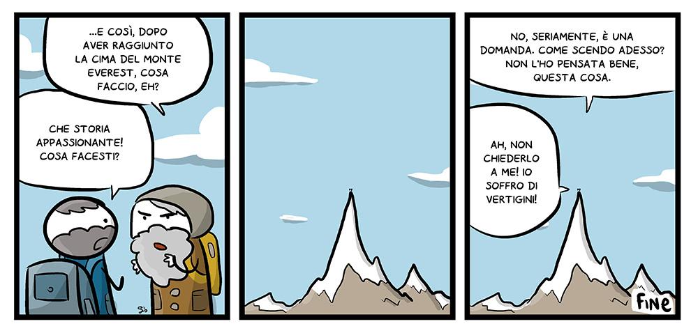 170 – Himalaya Pt II, dal mio blog di Shockdom http://ift.tt/17W5mE7