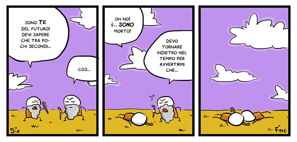 The Vecchio del futuro, dal mio blog di Shockdom http://ift.tt/1t4rlPF