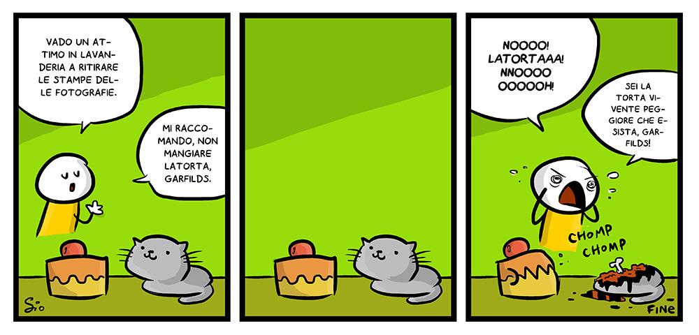 139 – La torta, dal mio blog di Shockdom  http://ift.tt/15uXp7A