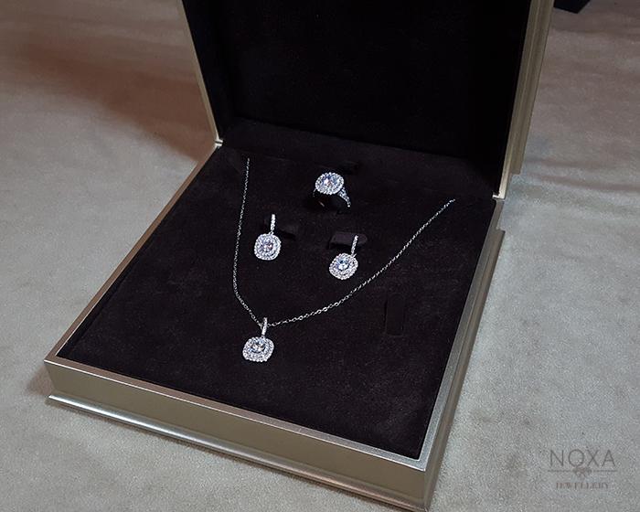 Large Jewellery Set Box NOXA Jewellery