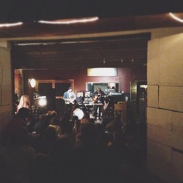 @horsethiefokc doing a great job tonight! #acousticintimacy