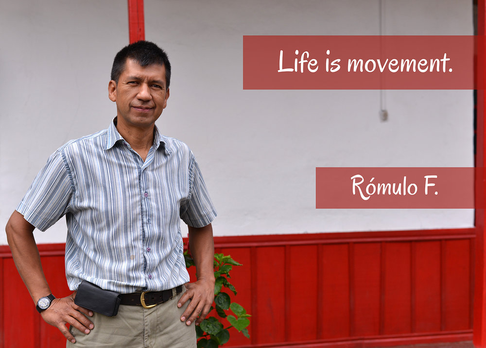 Romulo's quote