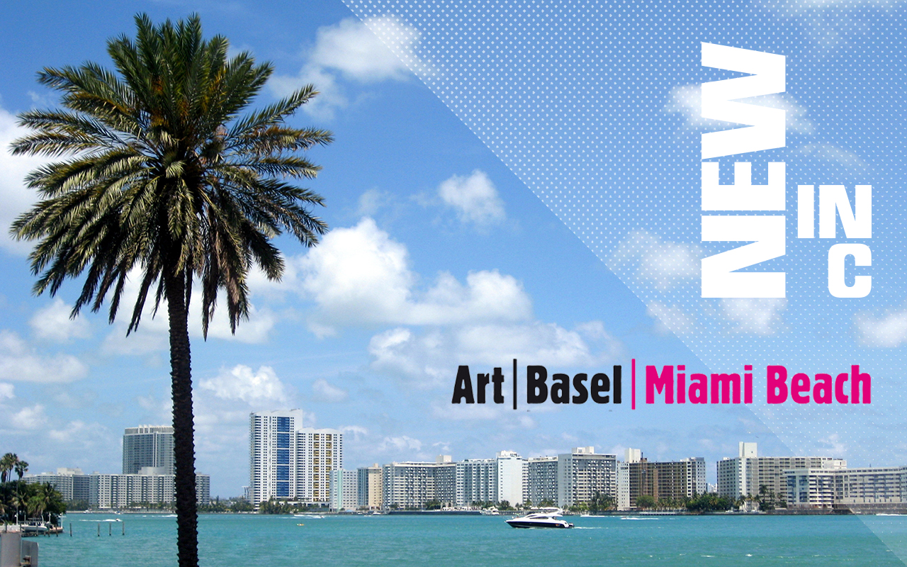 Its That Time Of Year Again When The Art World Flocks En Masse To The Sun Drenched Shores Of Miami Beach Florida To Experience Art On An International