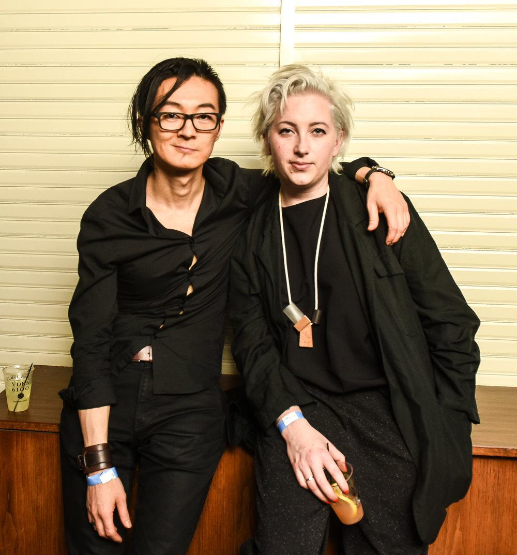 Dimitri Kim, Tracy Guzikowski.jpg