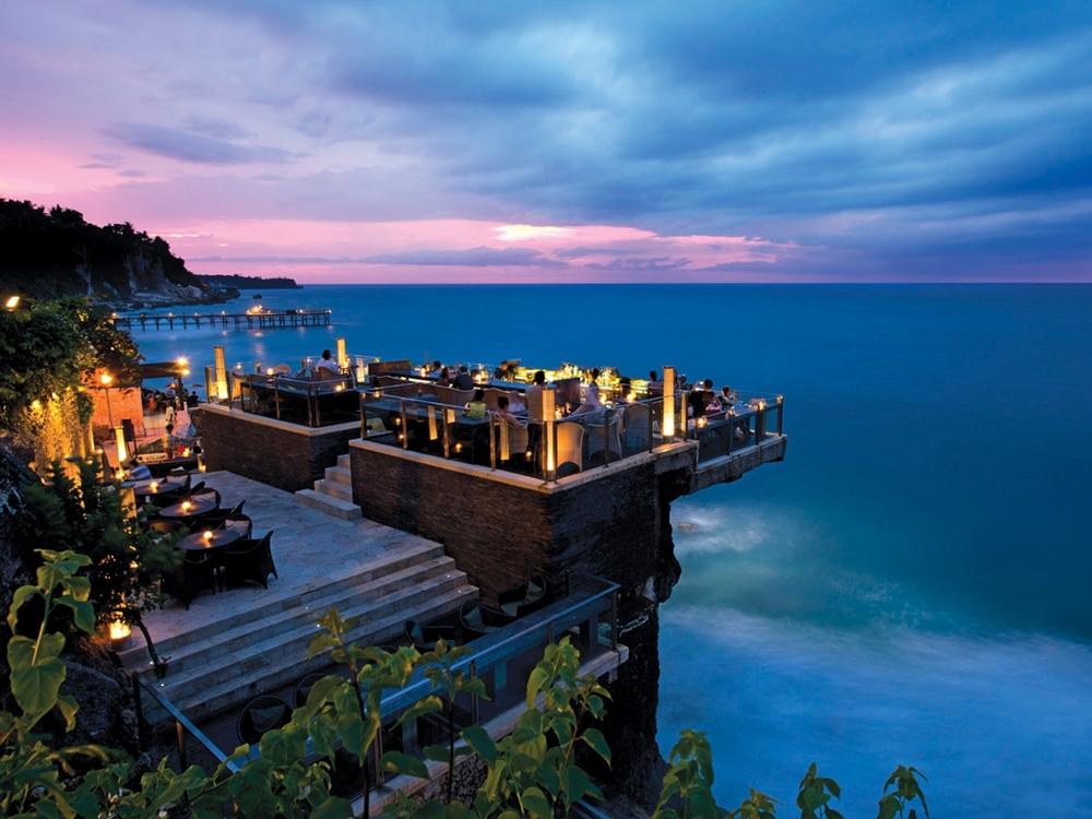Rock Bar; Bali