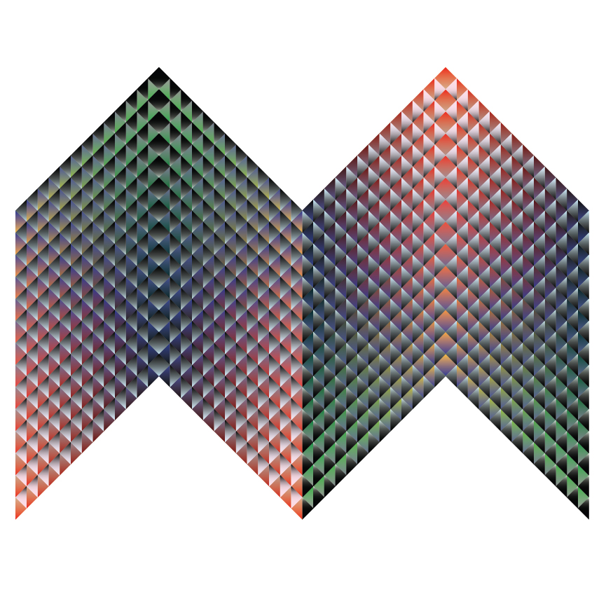 Chevron Prism