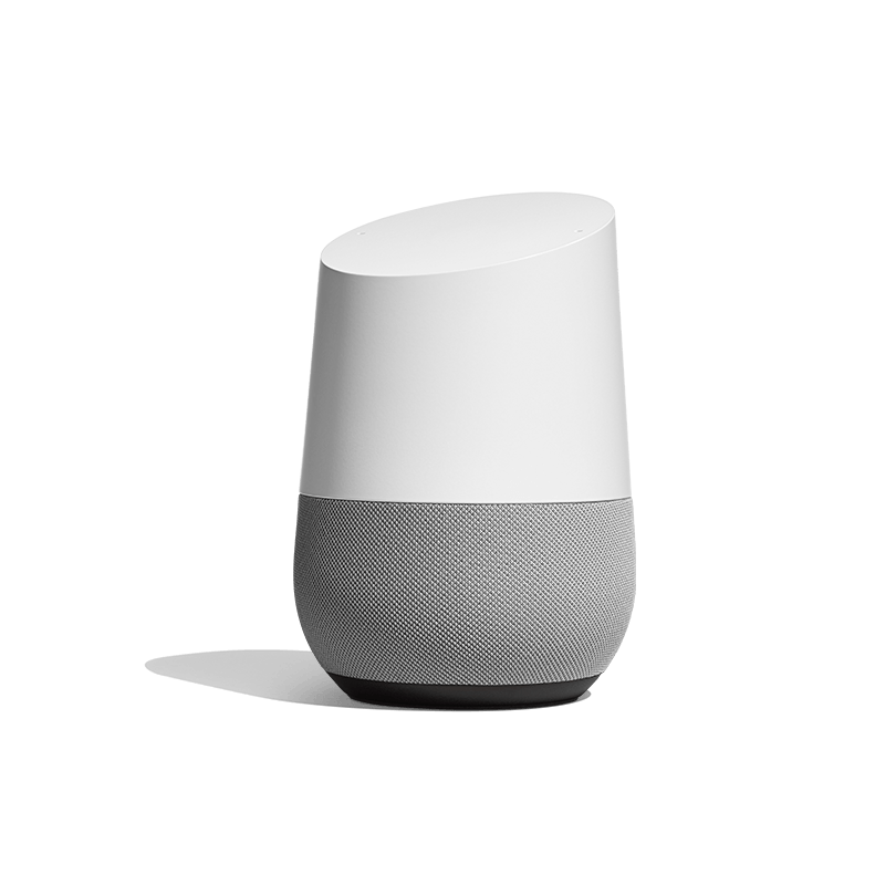 - I helped develop a creative presentation that had Google Home and Amazon Alexa seamlessly talk and debate with each other. We coded, designed and wrote the experience, so that our director of strategy had minimal input, letting our AIs be the star of the show