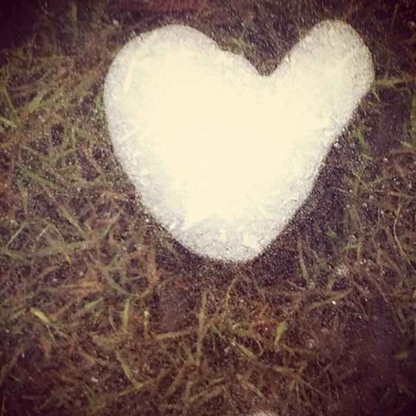 Heart 1 - Ice