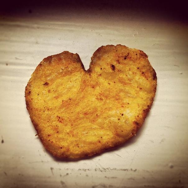 Heart 6 - Chip