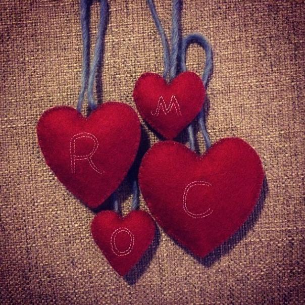 Heart 13 - Handmade