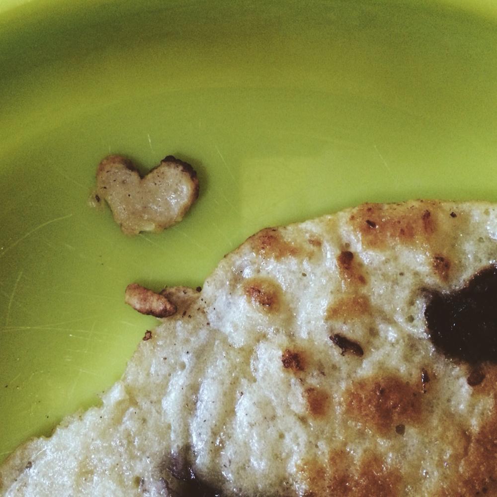 Heart 16 - Pancake