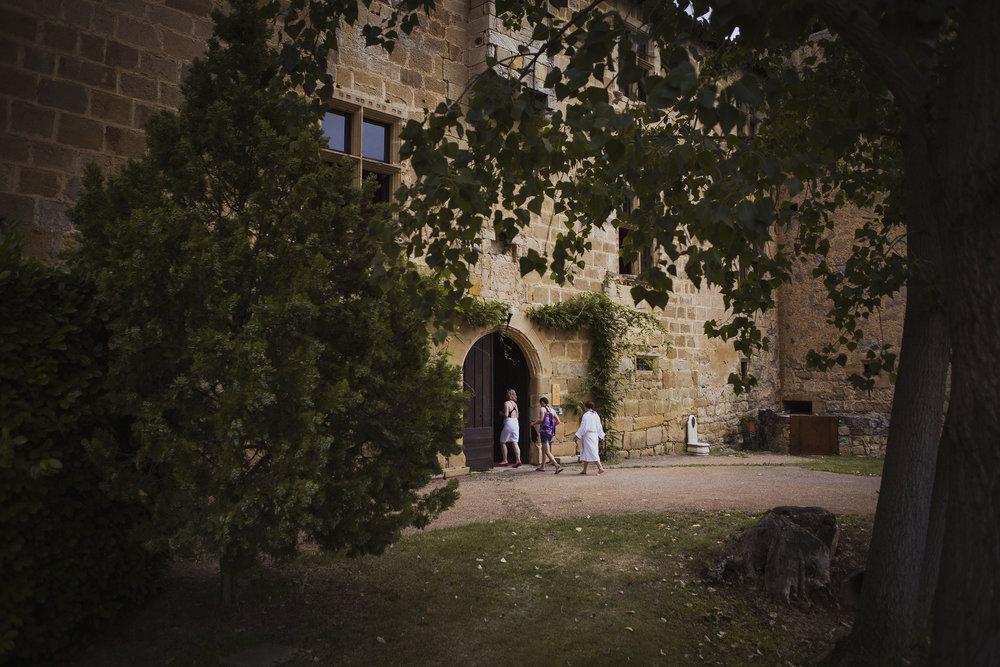 chateaux des ducs de joyeuses france destination wedding photography