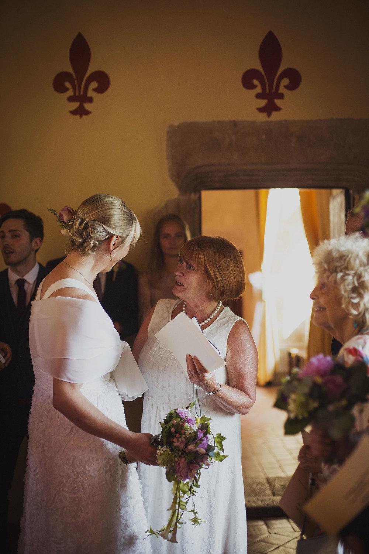 just married at chateaux des ducs de joyeuses france destination wedding photography