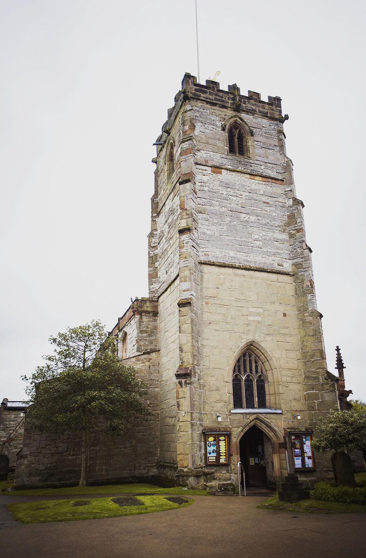 knowle parish church wedding