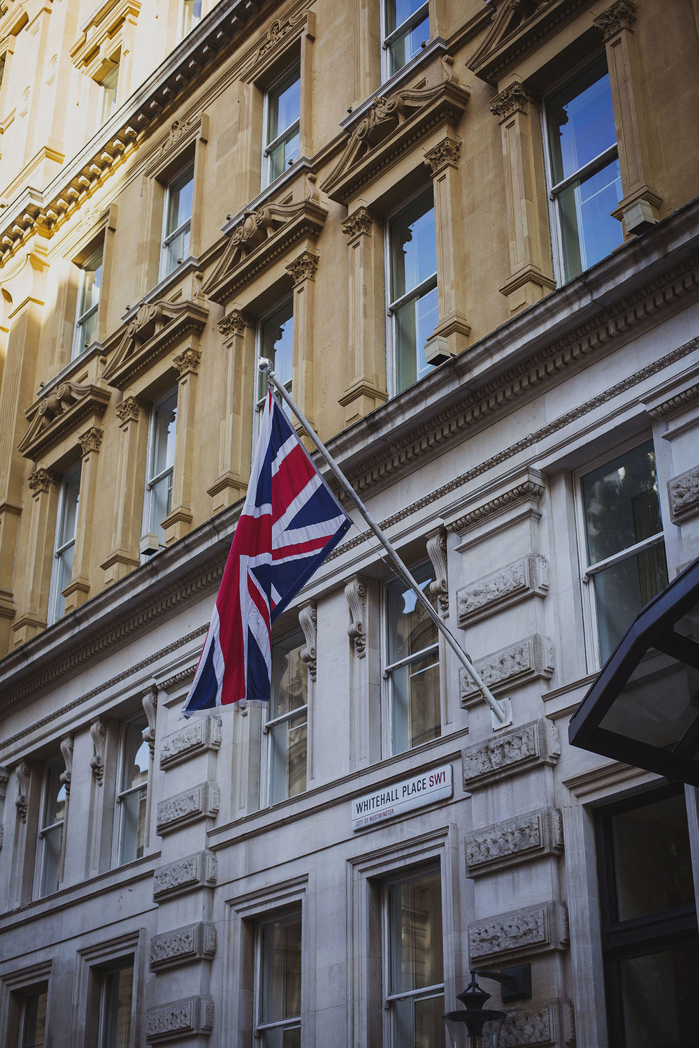 british flag corinthia hotel wedding photographer