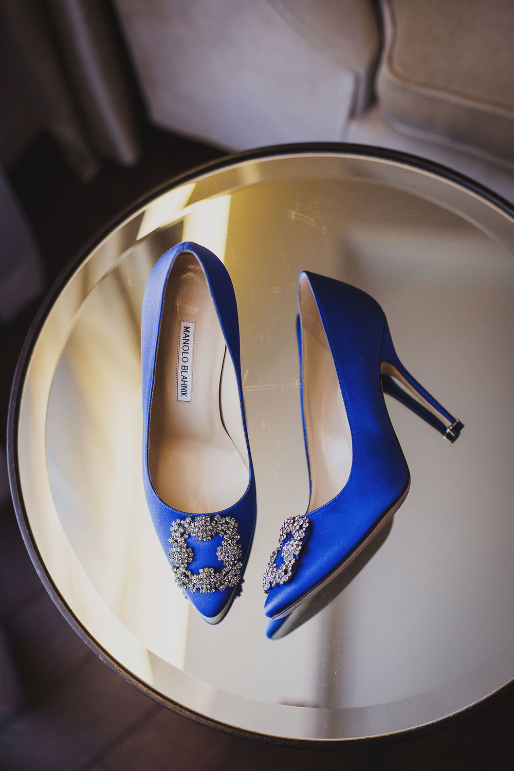 manolo blahnik shoes bridal prep corinthia hotel london wedding photographer