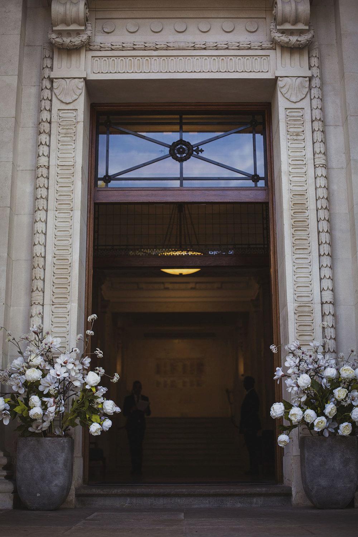 the old marylebone town hall london wedding photographer