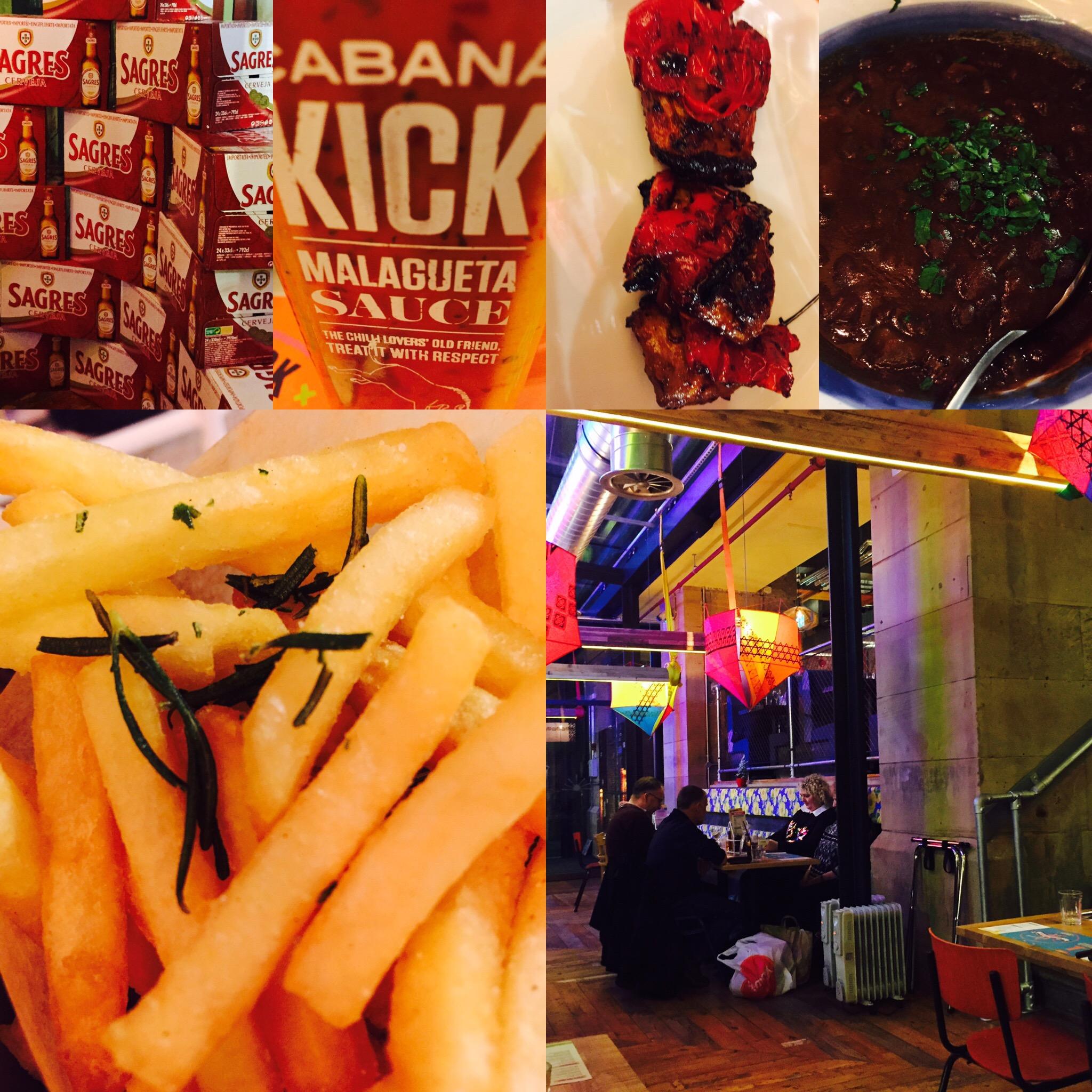 Cabana restaurant Pictures @jabberingjourno.