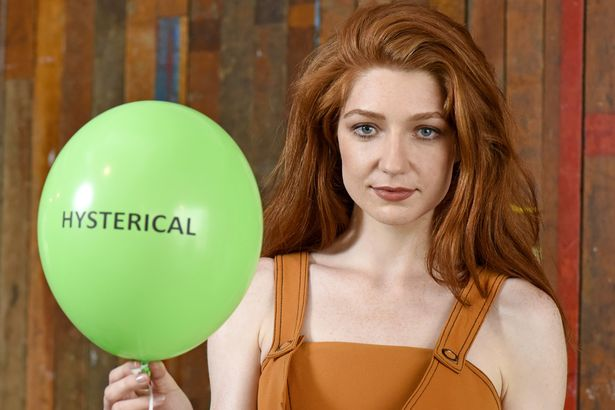 She is called Nicola too. Nicola Roberts.